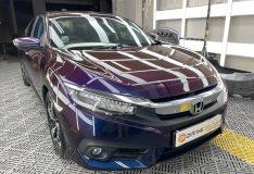 honda Civic. Chameleon car spray. special color 3 tone color. divine splash. special car paint spray painting. changing color car spray singapore. divinesplash.com civic special color. divine