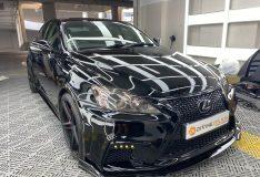 Lexus is250 divine splash car spray lexus is250 bodykit divinesplash.com divine splash car spray review . black lexus is250