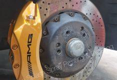 bbk amg caliper car spray singapore. divine splash car spray singapore. bronze caliper. amg bronze bbk divine splash spray
