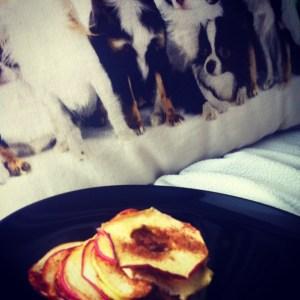 appelchips-maken