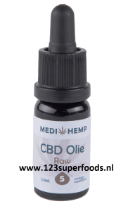 raw-cbd-olie-medihemp-5%-10ml
