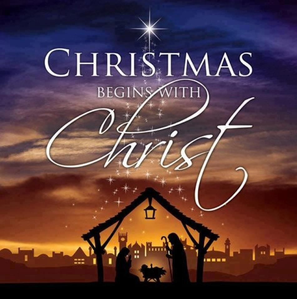 Divine Waters Church | Christmas Nativity Scenes - Jesus Christ is the Reason for the Season