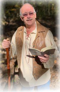 Apostle - Delmer Burk | Divine Waters Church - Community Outreach Sermons