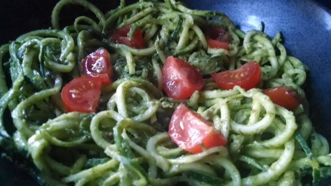 Spaghetti alla Pesto
