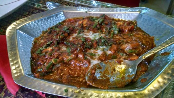 Maharaja Palace: Mixed Vegetable (Maharaja Special)