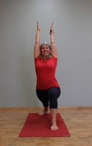 Amy Brown - Certified Iyengar Yoga Teacher CIYT