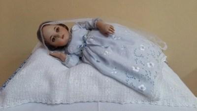 Inmaculada Niña Guadix capilla cole