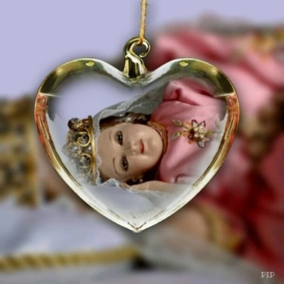 Inmaculada Niña origina en corazón