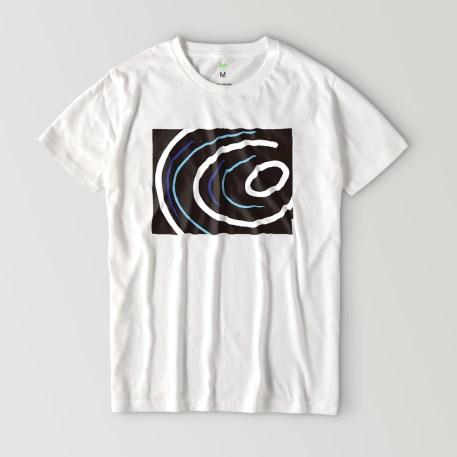 タテジマキンチャクダイ幼魚Tシャツ