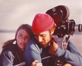 Jan and Philippe Cousteau during a Cousteau expedition in 1972. Photo by Earth Echo International (Creative Commons)