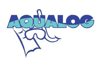 Aqualog Magazine logo. Image © Diving Almanac