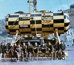 L.S.-1 Underwater Laboratory (Romania) in 1967. Photo © A.P.E.S.