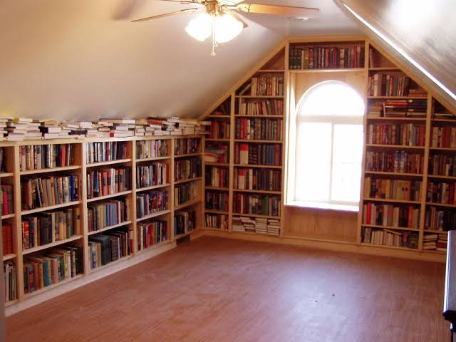 The Room Beneath My Roof: 6 Useful Rooms You Can Create Out of Your Attic! 6