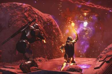 DESTINY 2' AND THE ETERNAL DAWN 5