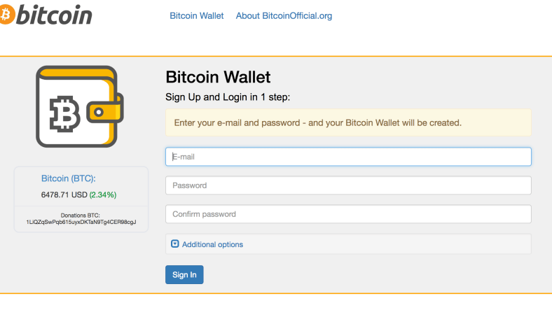 The Easiest Bitcoin Wallet For Beginners 1