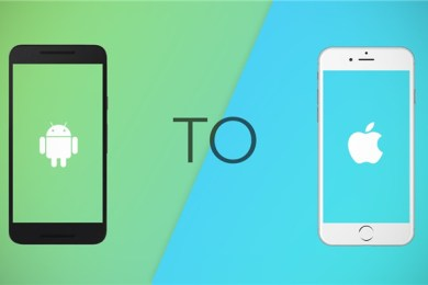 The easiest way to transfer music from android to iPhone 3