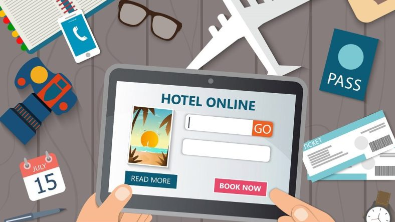 Booking A Hotel Online?