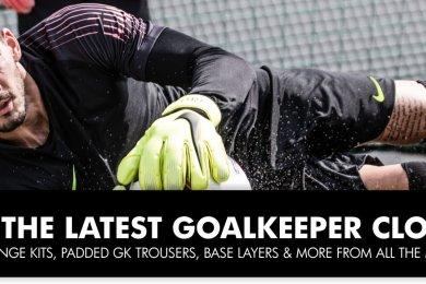 Best Goalkeeper Clothing