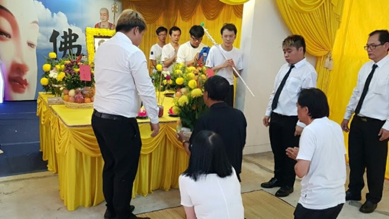 Funeral services in Singapore