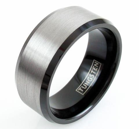 Different Men's Tungsten Ring Designs For Your Daily Style Statement