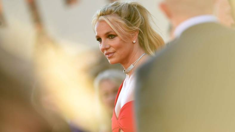 Britney Is Free - So Is She Coming Back To Music?