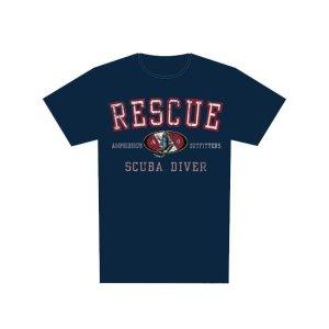 Tricou Amphibious Outfitters Rescue Scuba Diver