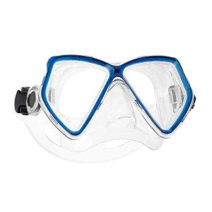 Vizor Scubapro MiniVu, albastru