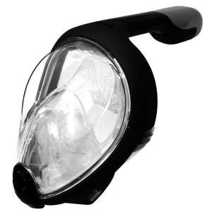 Mască fullface snorkeling Sopras, neagră