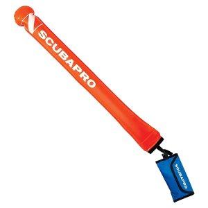 Baliză Scubapro Marker Buoy (SMB), vinil