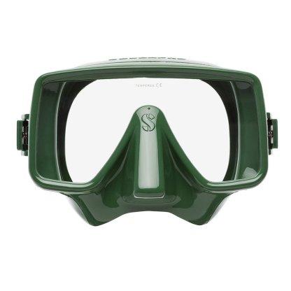 Vizor Scubapro Frameless, Army Green