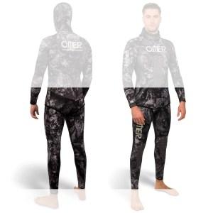 Costum neopren O.ME.R. Blackstone - pantaloni