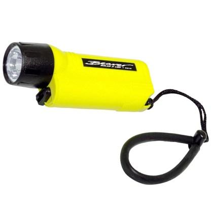 Lanternă Beaver Solar X-Led, galbenă