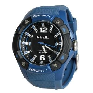 Ceas SEAC Sporty, Blue