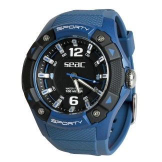 Ceas SEAC Sporty, Blue