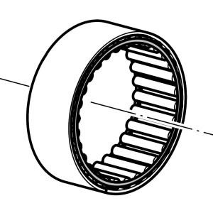Rulment bielă, compresor Coltri MCH 6