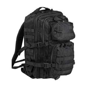 Rucsac Mil-Tec US Assault mare, negru