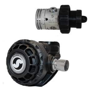 Detentor Scubatec F6 - X4 Black