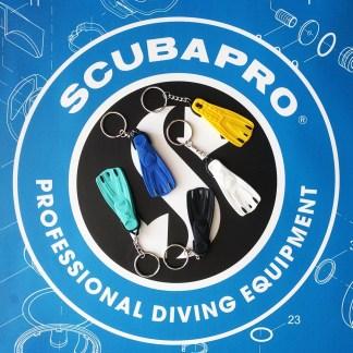 Breloc labe Scubapro Go Sport