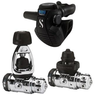 Detentor Scubapro MK19EVO / D420