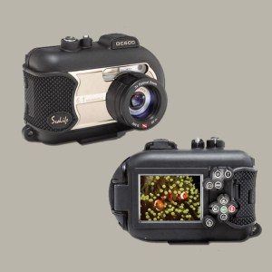 Carcasă pentru aparat foto SeaLife DC600