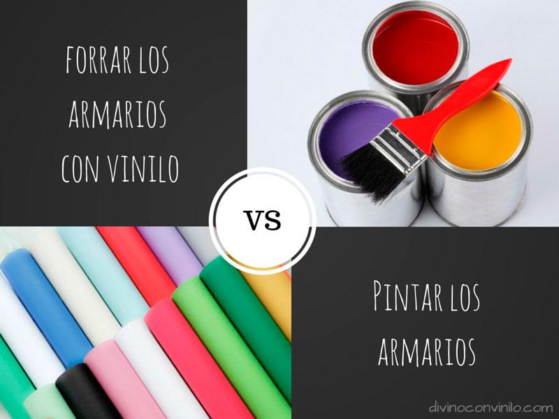 Forrar el armario con vinilo ventajas e inconvenientes - Forrar armario con papel pintado ...