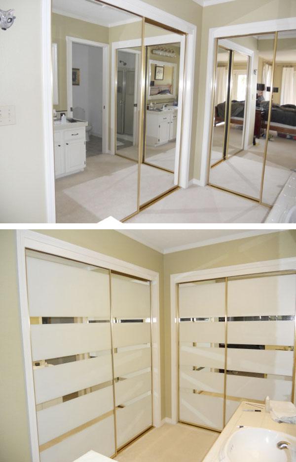 5 ideas para forrar con vinilo las puertas de tus armarios - Vinilos para puertas de armarios de cocina ...