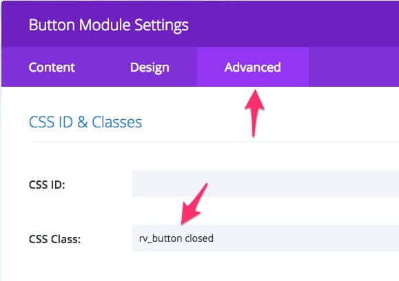 Reveal a Hidden Divi Section, Row, Or Module On Button Click