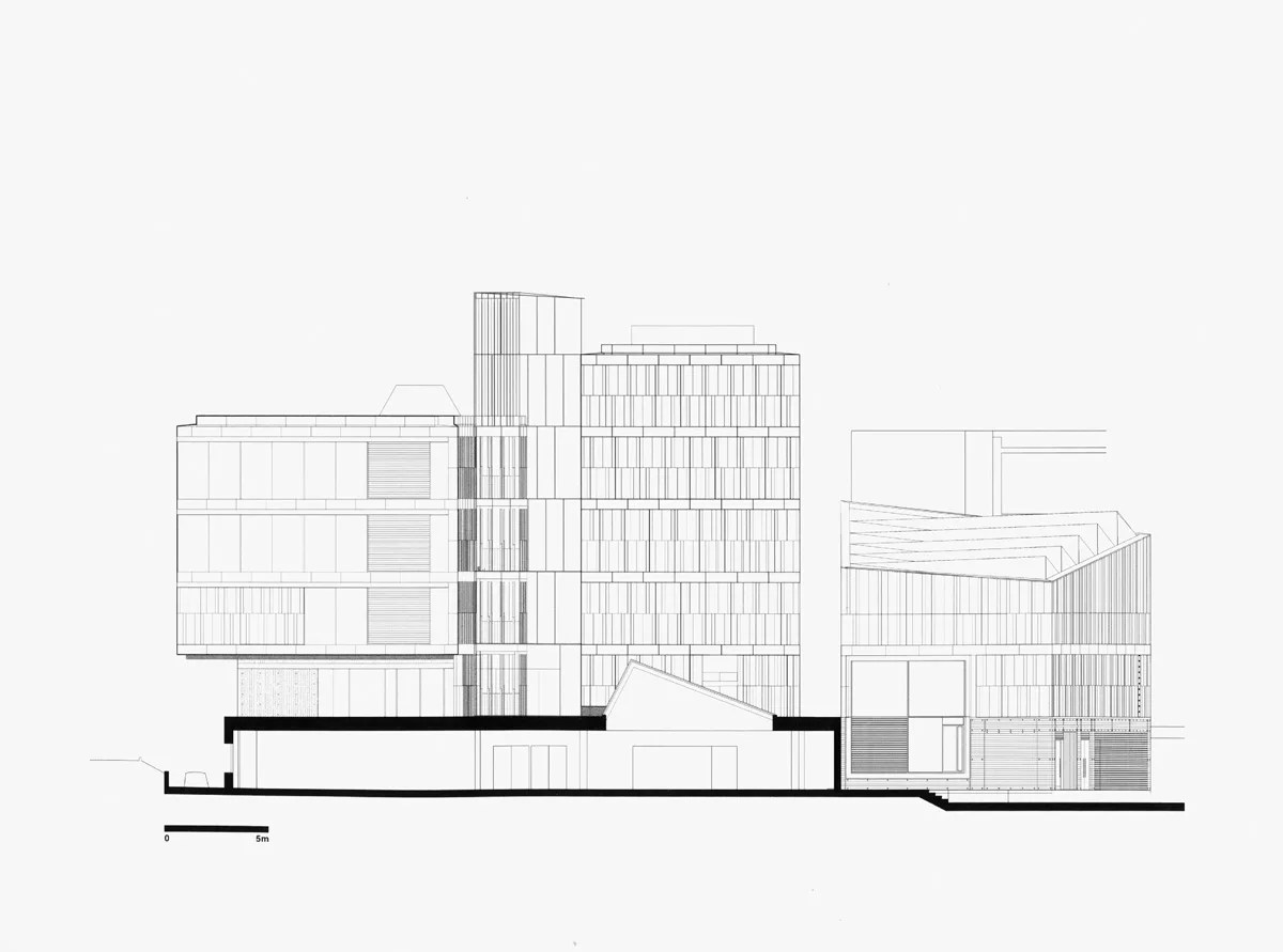 McCullough Mulvin Architects, Christian Richters · Ussher
