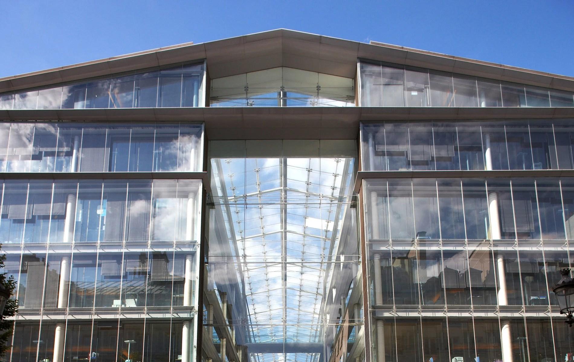 arquitectura bnp paribas divisare