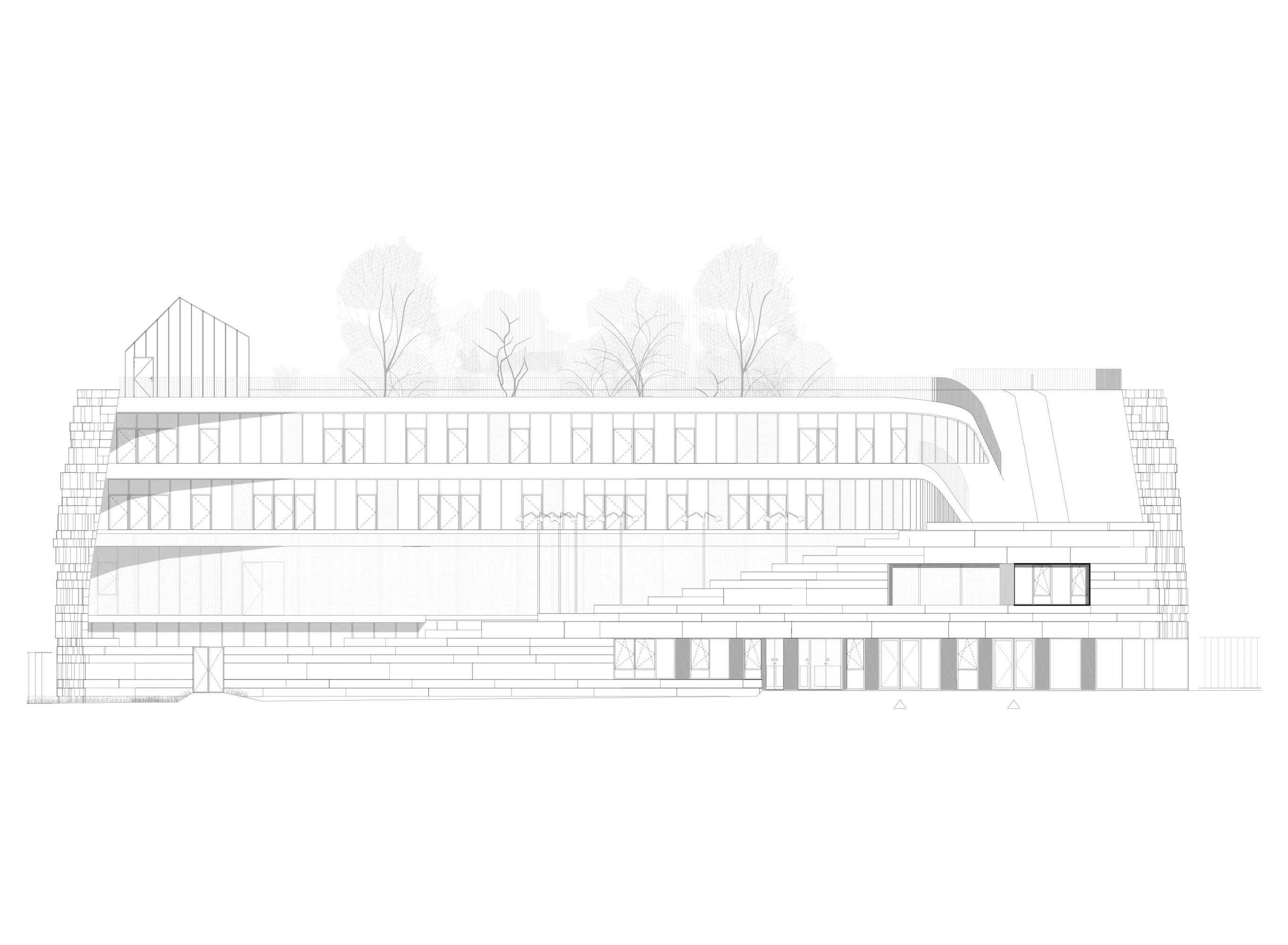 chartier dalix architectes · Primary School for Sciences
