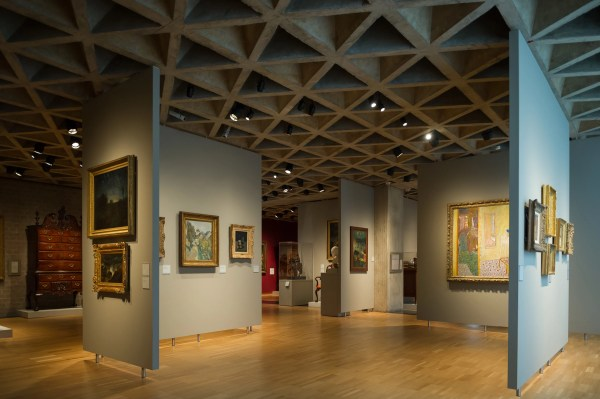 Louis Kahn Xavier De Jaurguiberry Yale University Art