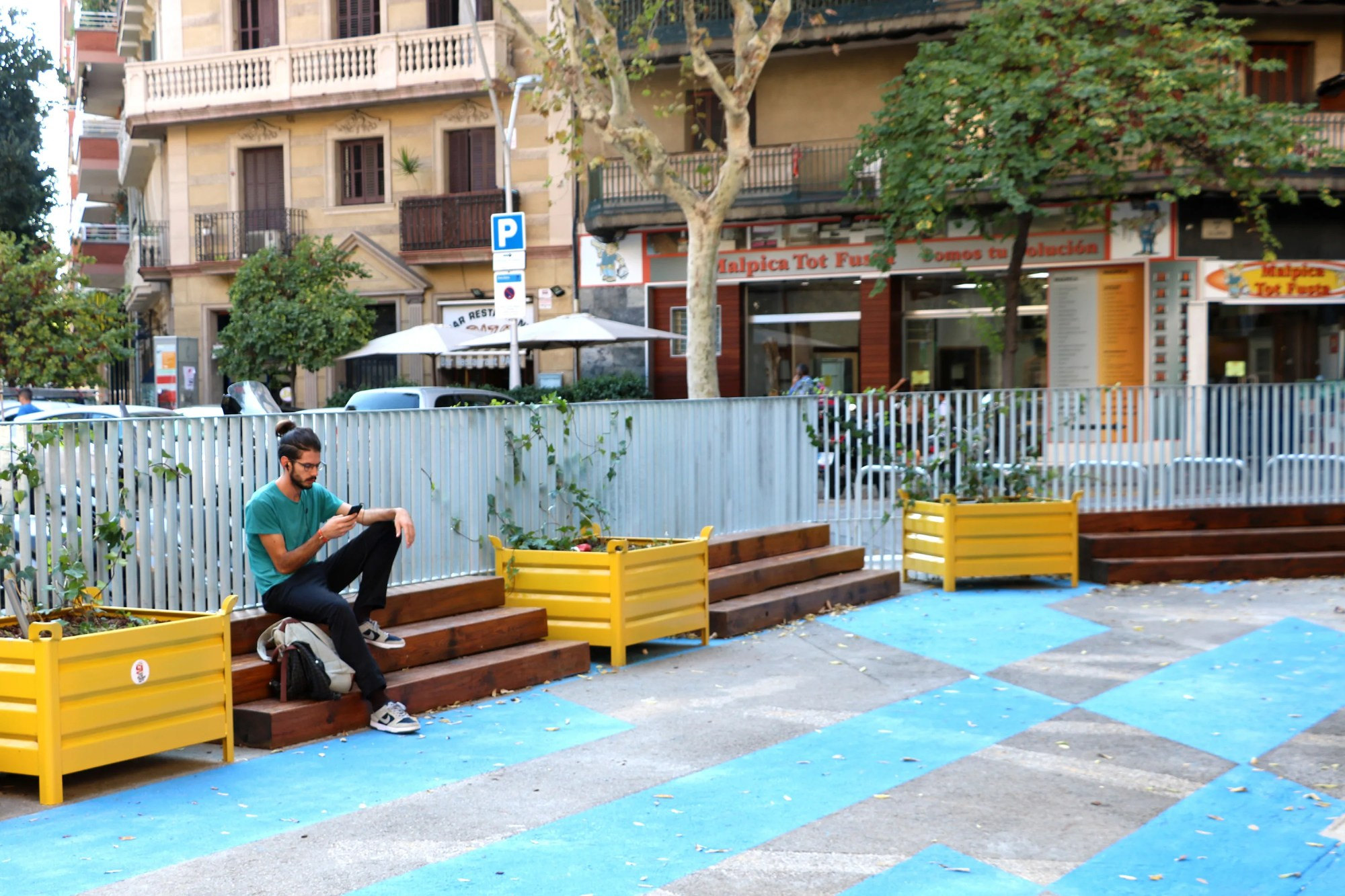hight resolution of leku studio children friendly eixample barcelona