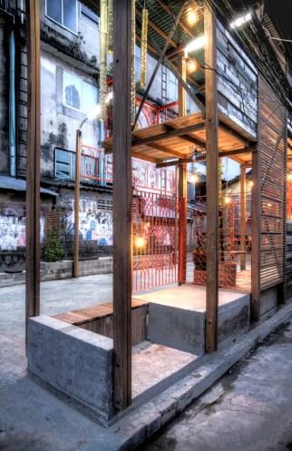 TYIN tegnestue建築事務所,Pasi Aalto·Klong Toey社區燈籠