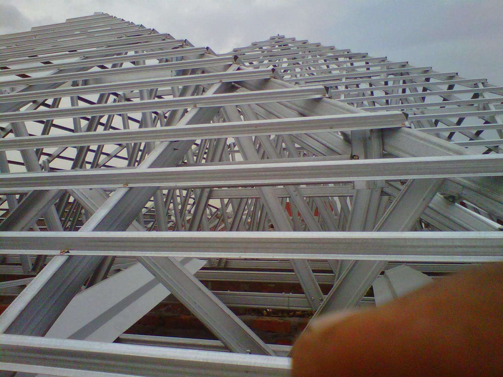 kanopi baja ringan pontianak proyek deltasari raya sidoarjo – distributor galvalum ...
